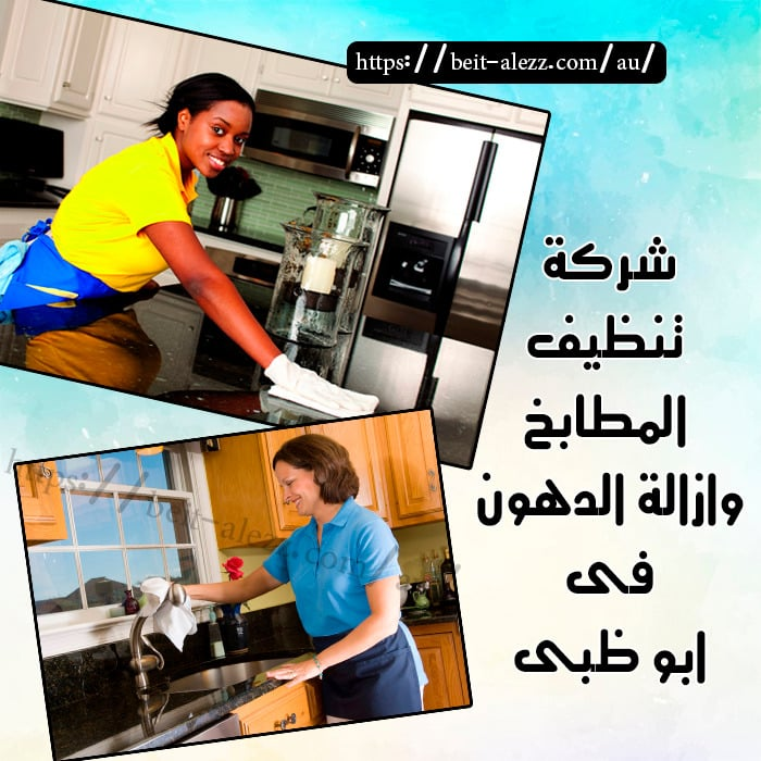 شركة تنظيف مطابخ وإزالة الدهون في أبوظبي