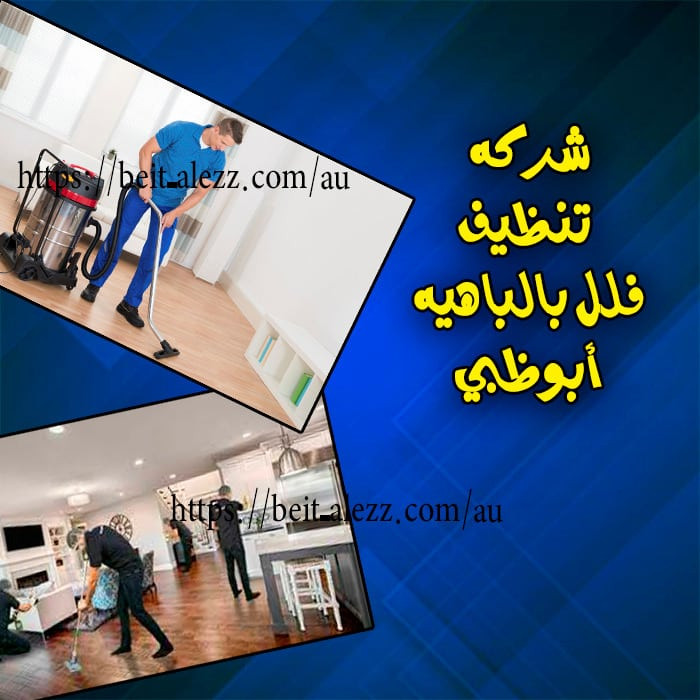 شركة تنظيف فلل بالباهية ابو ظبي