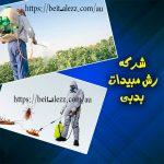 شركة رش مبيدات بدبي  0501175141